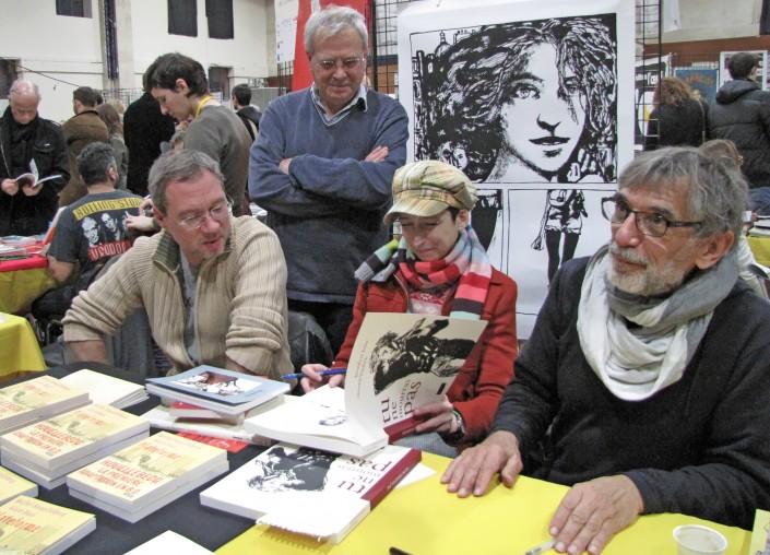 Edmond Baudoin sur le SoBD 2014