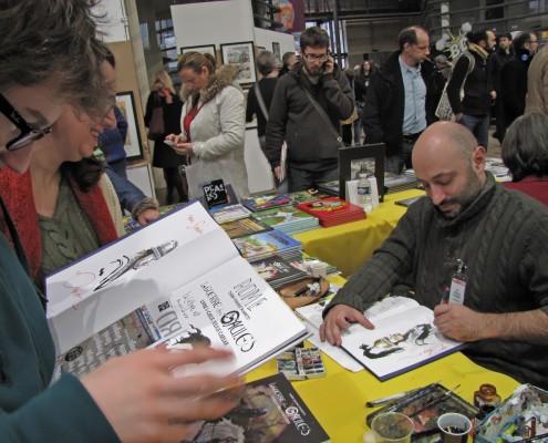 Vincent Pompetti sur le SoBD 2014