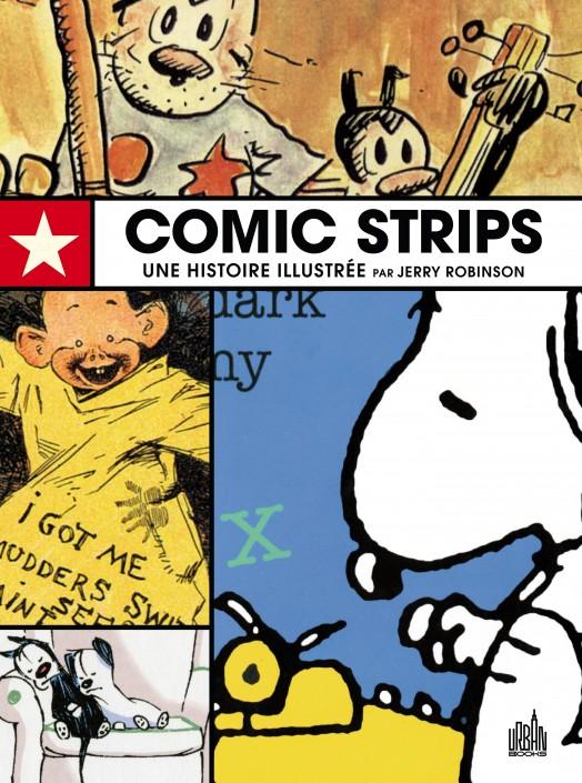 Comics strips une histoire illustree