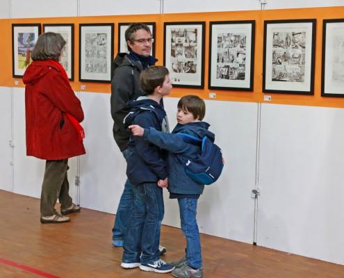 Expo Goossens sur le SoBD 2015
