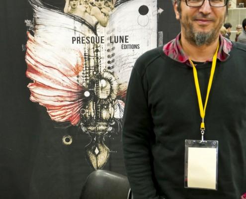 Editions Presque Lune au SoBD 2015