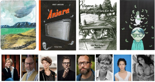 La BD suédoise sur le SoBD 2016