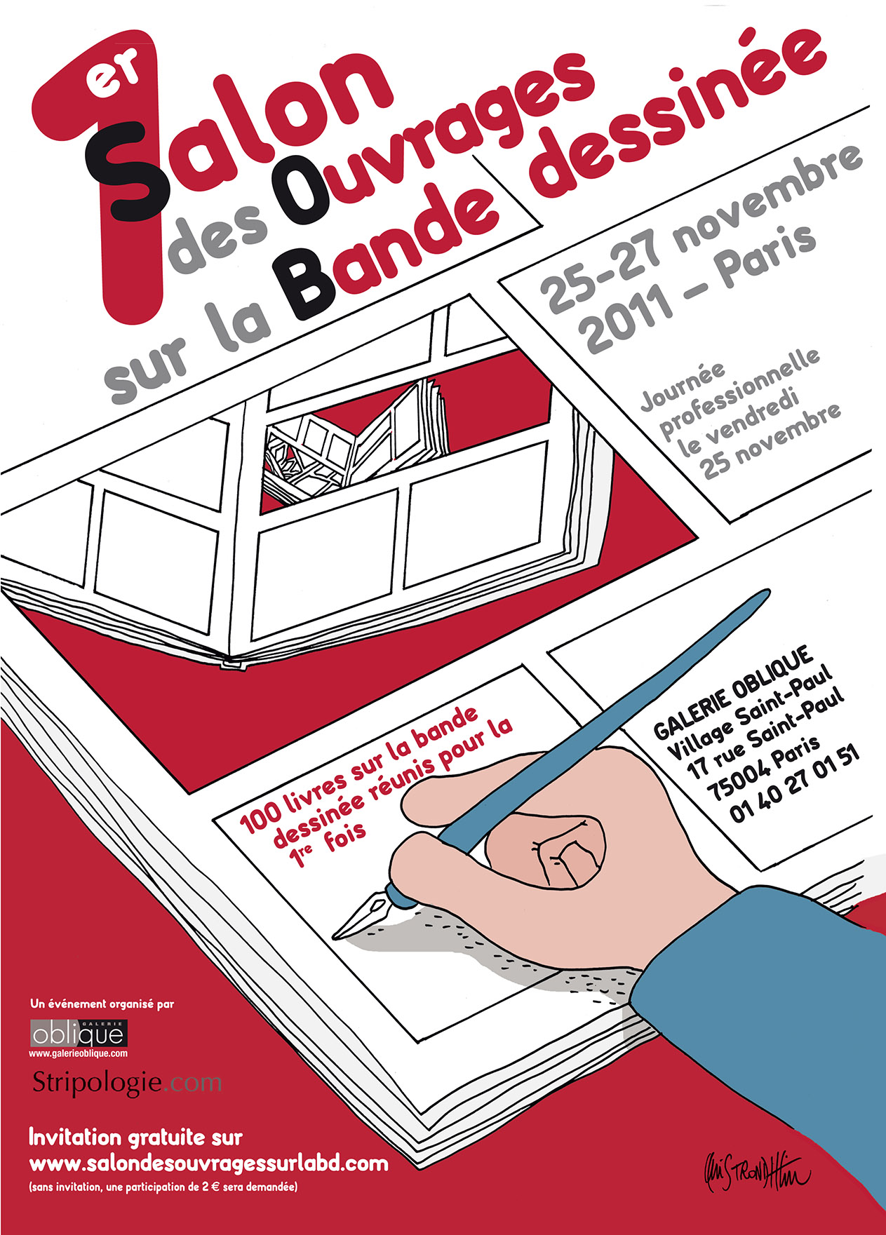 SoBD 2011 - L'Affiche