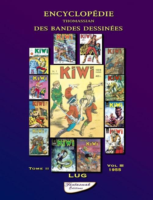 Encyclopedie Lug des bande dessinée, de Gérard Thomassian