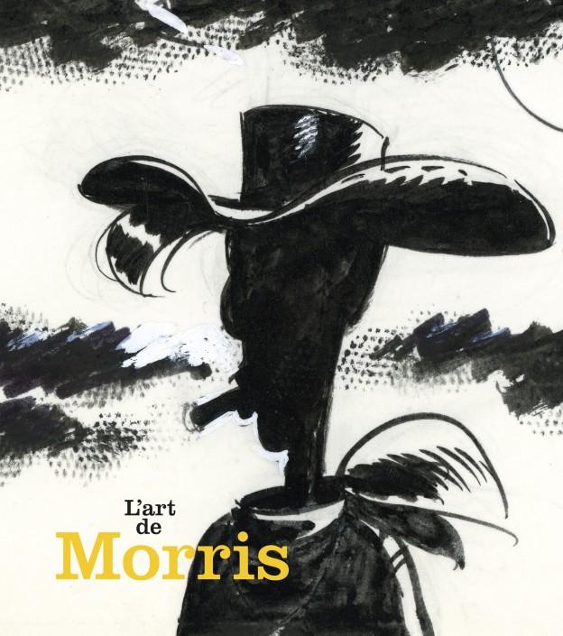 L'Art de Morris, sous la direction de Jean-Pierre Mercier et Stéphane Beaujean