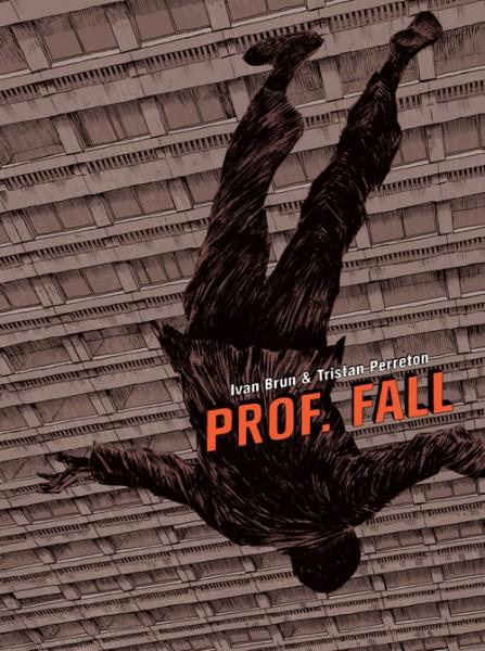 Prof Fall, de Ivan Brun & Tristan Perreton, chez Tanabis