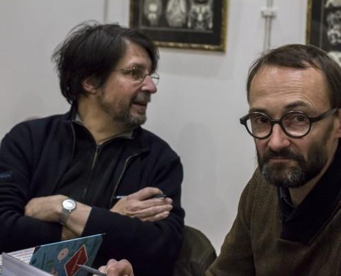 SoBD 2016, Jochen Gerner et Christian Rosset