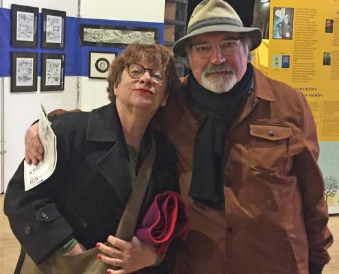 Florence Cestac et Jean Solé sur le SoBD