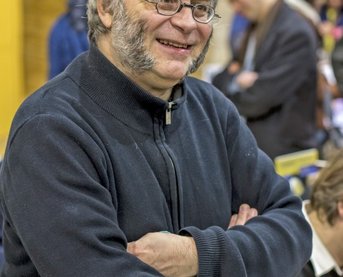 SoBD 2016, Philippe Marcel de La Cafetière