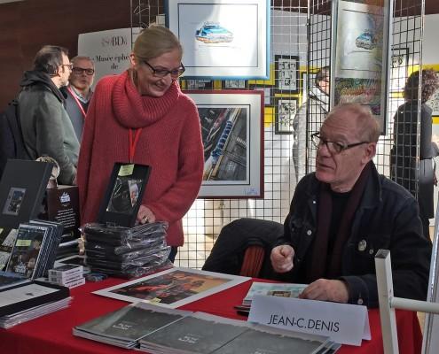 Jean-Claude Denis sur le SoBD 2016