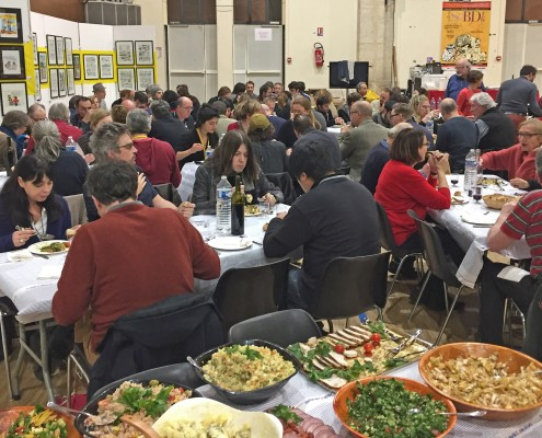 Le Banquet du SoBD 2016