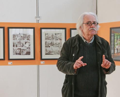 Yves Frémion sur le SoBD 2015