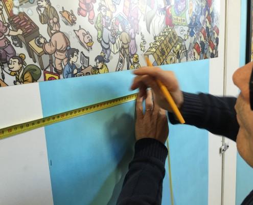 SoBD 2015 - Installation expo Taiwan 3