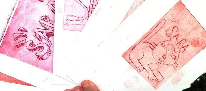 Gravure - Ateliers Tetra