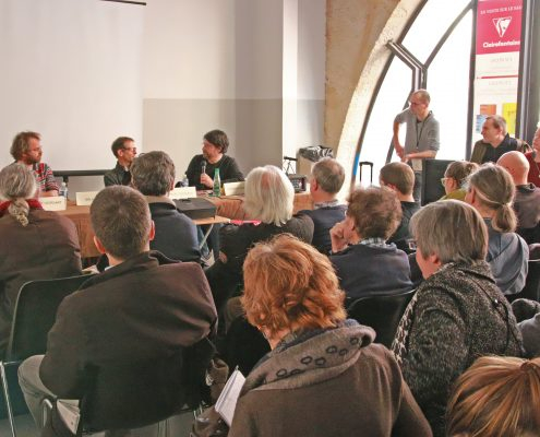SoBD 2015 - Rencontres des invités d'honneur