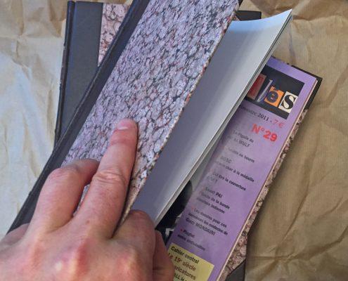 Les reliures Papiers Nickelés SoBD