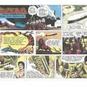Tarzan, de Russ Manning, 1978