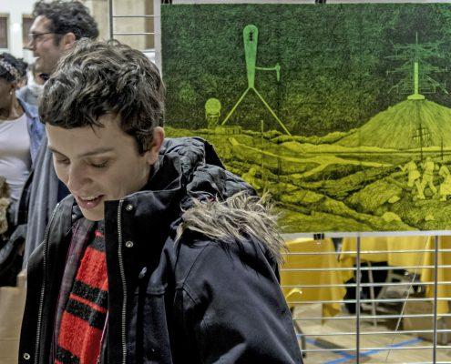 SoBD 2017 - Aude Barrio, Hecatombe