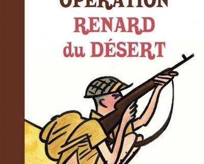 Opération Renard du désert, Spike Milligan, Wombat