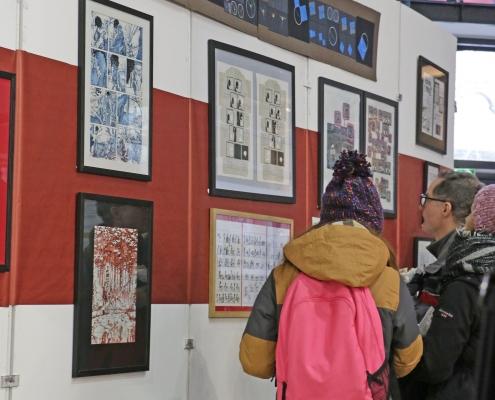 L'exposition création suisse contemporaine