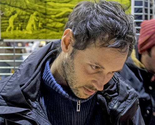 Yannis La Macchia, Hécatombe