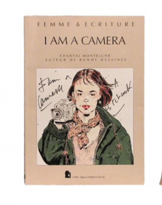 I am a camera, Collectif, Stripologie.com