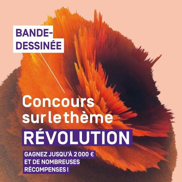 Concours Création BD Étudiante Les Crous 2019