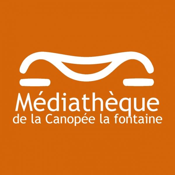 Logo de la Médiathèque La Canopée