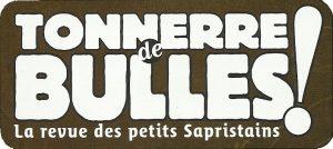 Logo Tonnerre de Bulles