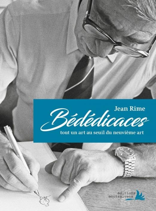 Bédédicaces, de Jean Rime