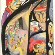 Red - A Haida Manga, de Michael Nicoll Yahgulanaas