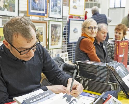 SoBD 2018 : Benoit Barale chez Oblique