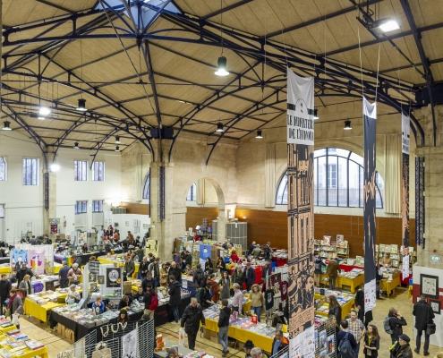SoBD :: une belle Halle de 16 sous plafond