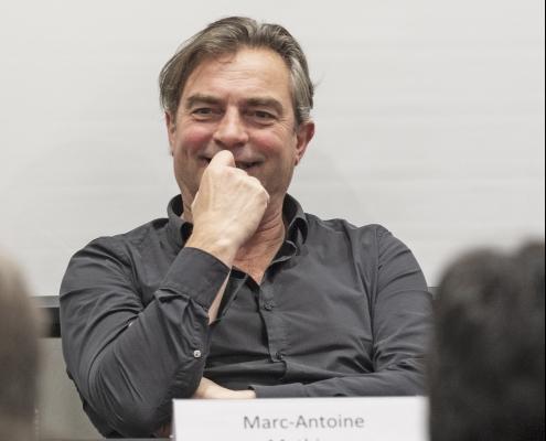 SoBD 2018 - Marc-Antoine Mathieu