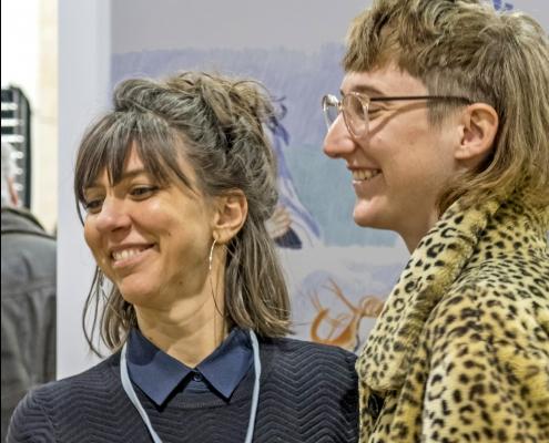 SoBD 2018 - Catherine Ocelot et Julie Delporte