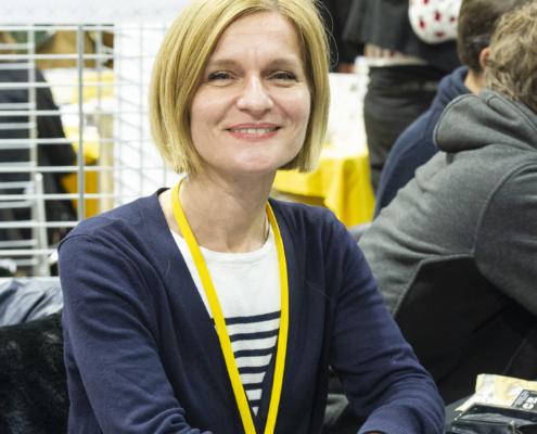 Nina Bunjevac sur le SoBD 2018