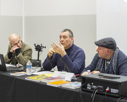 SoBD 2018 - la Revue de littérature - Photo (c) Susy Lagrange