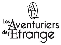 Les Aventuriers de l'Etrange -Logo
