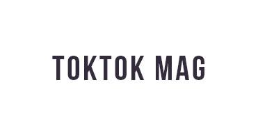 Toktok mag - logo