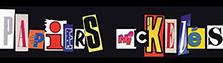 Papiers Nickelés - logo