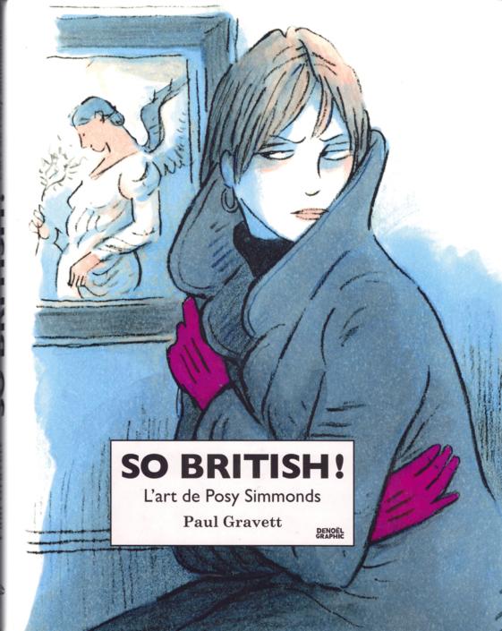 So British !, de Paul Gravett