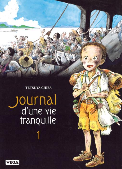 Journal d'une vie tranquille, de Tetusya Chiba