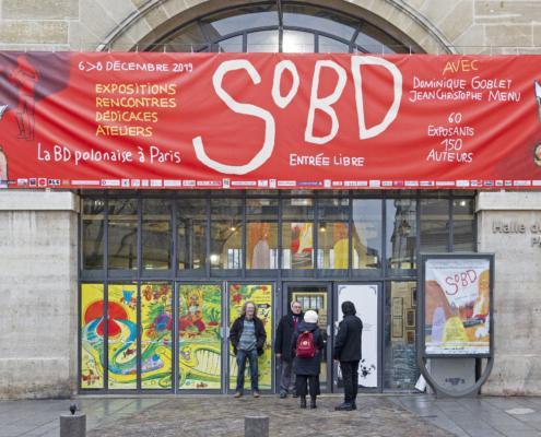 Bienvenu sur le SoBD 2019