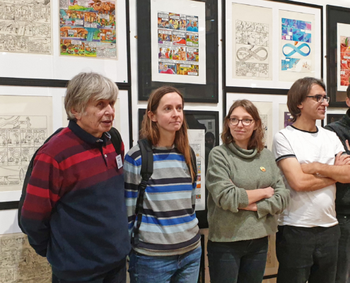 Artistes polonais sur le SoBD 2019