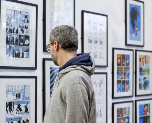 L'Exposition BD Polonaise contemporaine