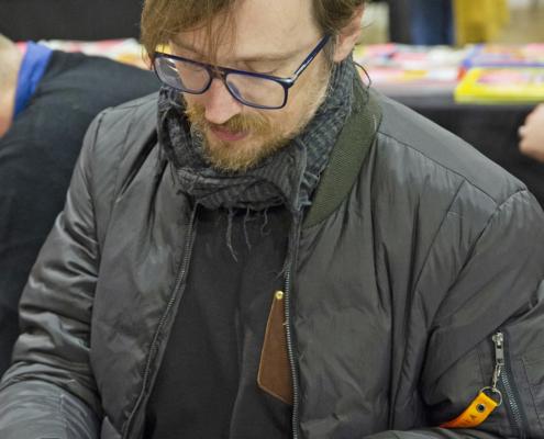 Przemyslaw Truscinski sur le SoBD 2019