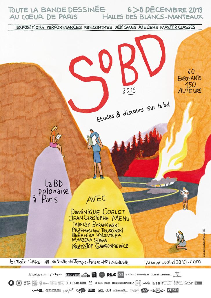 SoBD 2019 - L'Affiche