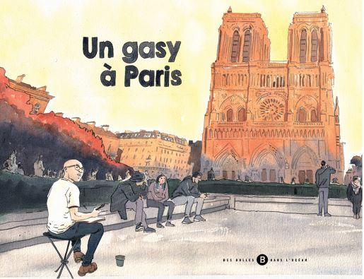 Un gasy à Paris, par Dwa