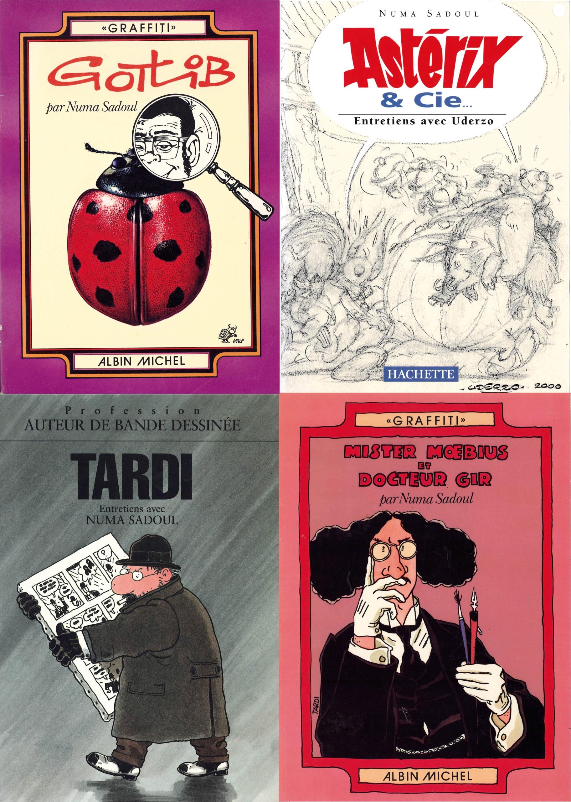 Livres de Numa Sadoul