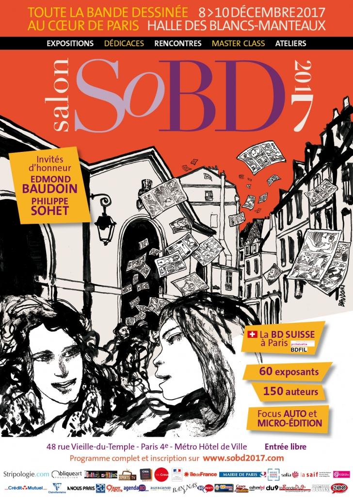 SoBD 2017 - L'Affiche